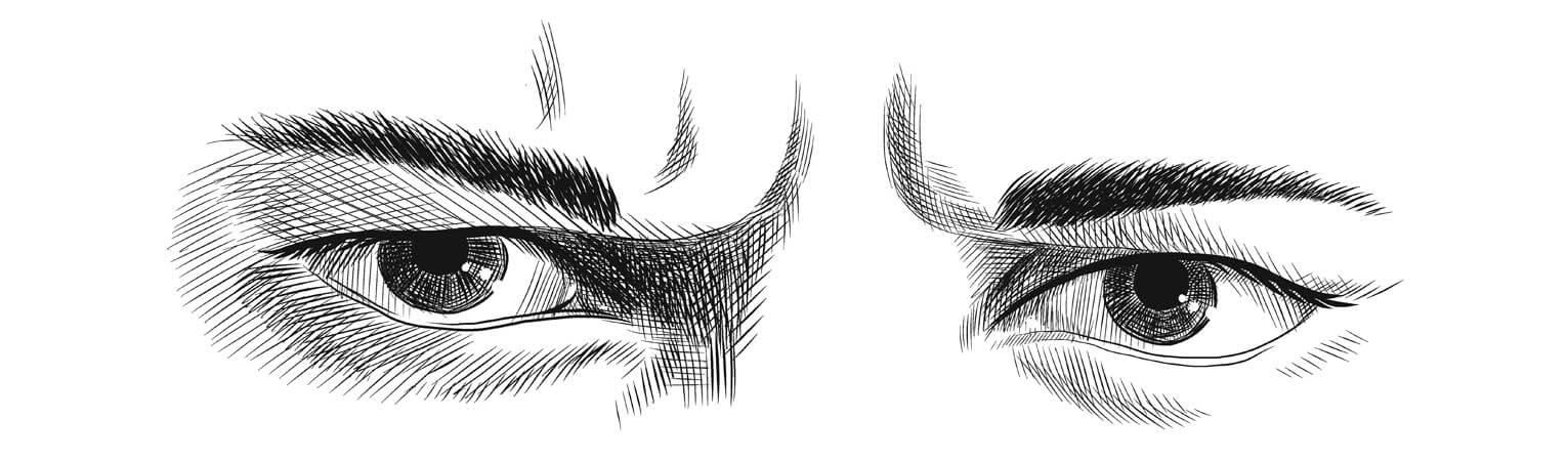 3 strategie dello sguardo nel Linguaggio del Corpo ...